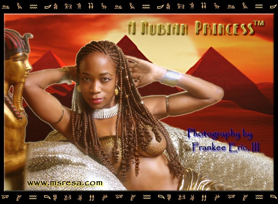 A Nubian Princess